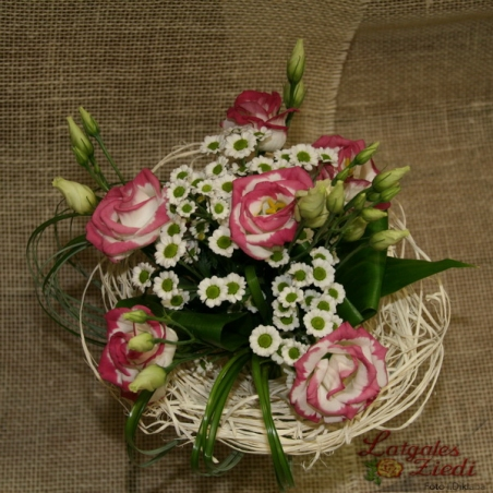 Mazcenas ziedu pušķis 083