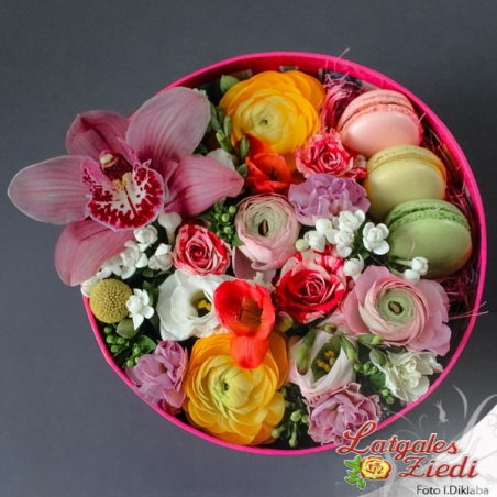 Ziedu kastīte 012