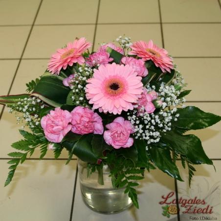 Mazcenas ziedu pušķis 077