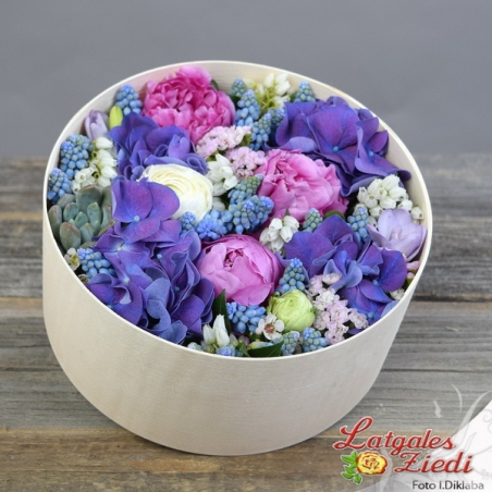 Ziedu kastīte 008