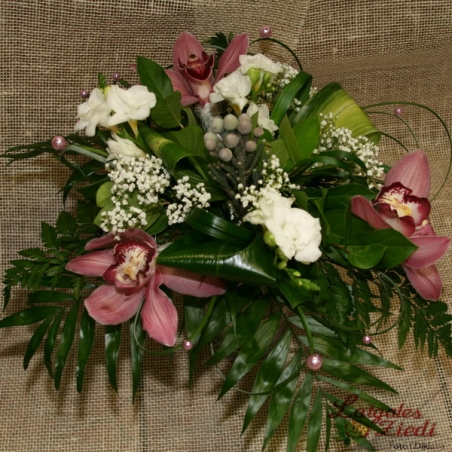 Mazcenas ziedu pušķis 091