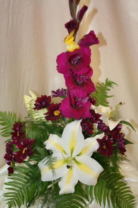 Mazcenas ziedu pušķis 031