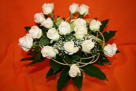 Mazcenas ziedu pušķis 075