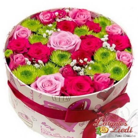 Ziedu kastīte 005