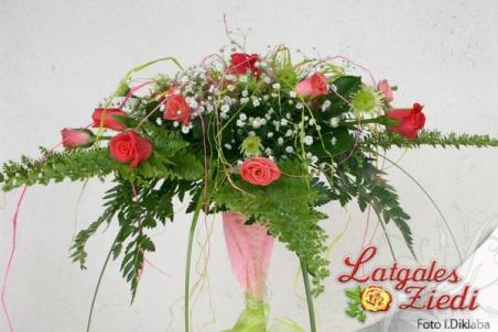 Mazcenas ziedu pušķis 073